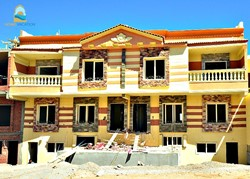 Half finished villa for sale