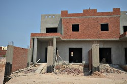 Unfinished half villa for sale in Magawish
