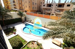 A Stunning Two-bedroom Apartment For Sale in El Kawther area